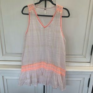 Free People. Great summer dress with pockets.